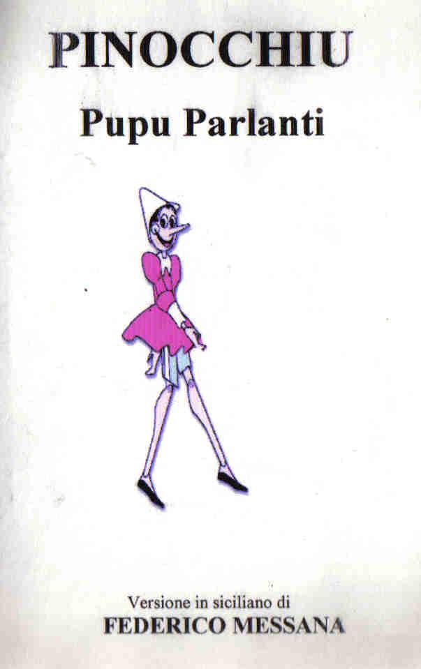 Pinocchio in lingua siciliana